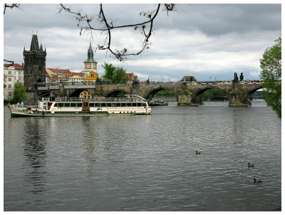 Charles Bridge.